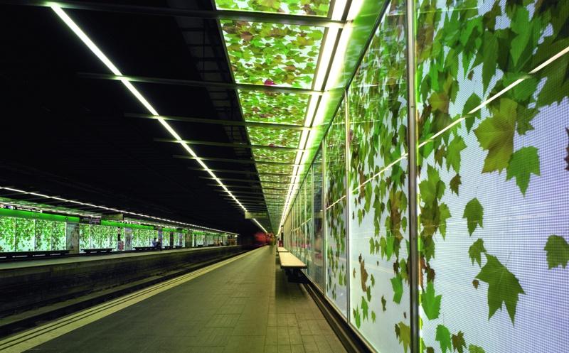 Estació de Metro L3: Liceu
