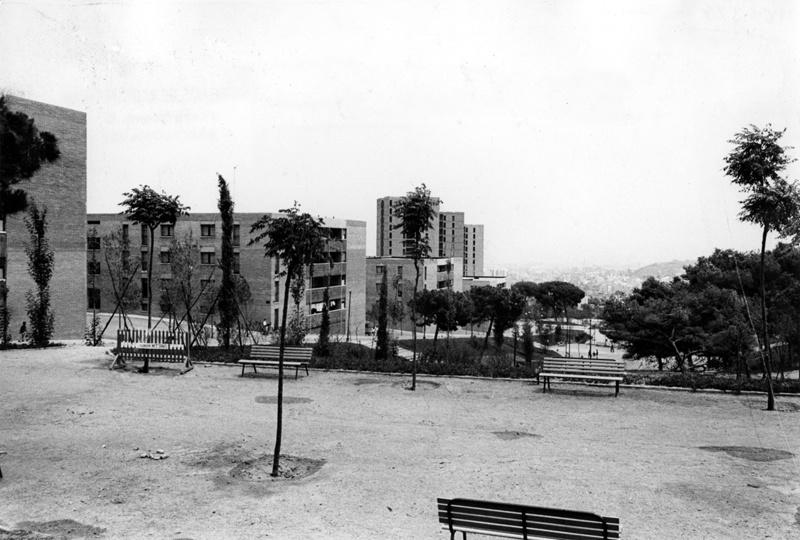Polígon Montbau: Segona Unitat