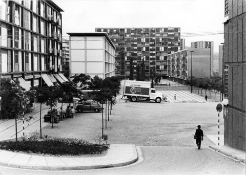 Polígono Montbau: Primera Unidad