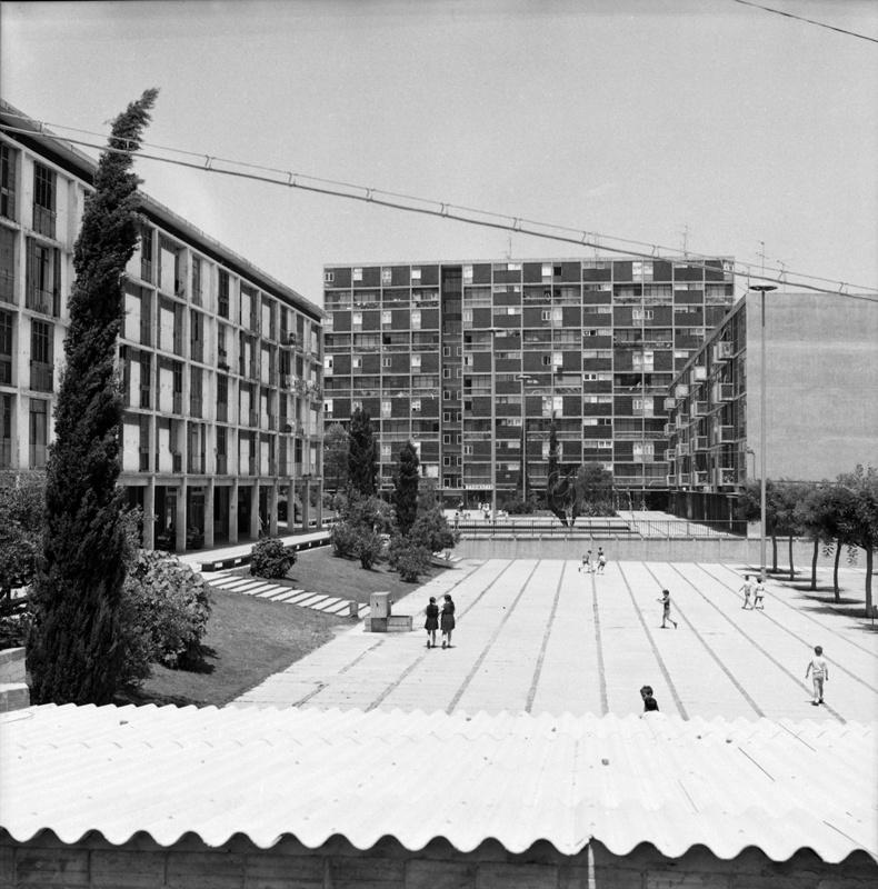 Polígon Montbau: Primera Unitat