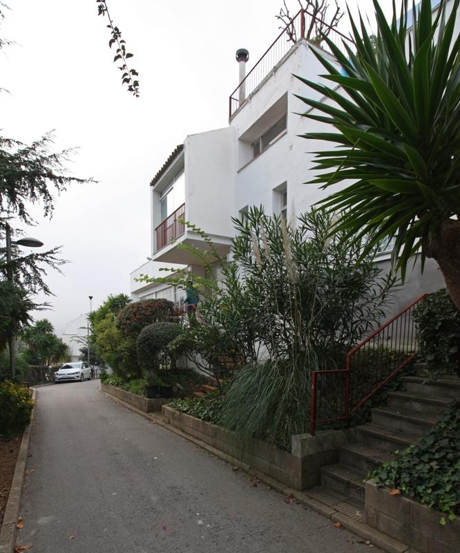 Habitatges Unifamiliars del Polígon Montbau