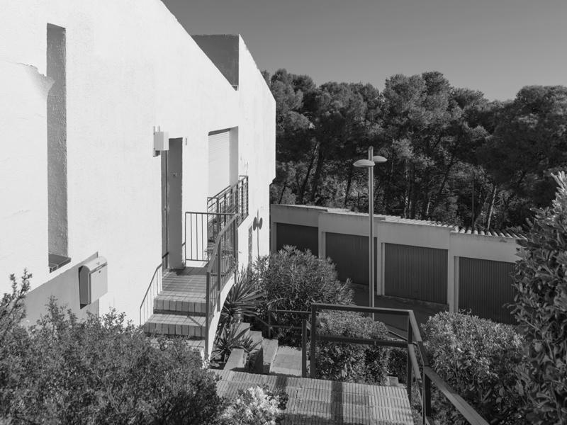 Single-Family Homes on the Montbau Estate