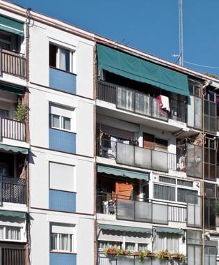 Bloc i Galeria Comercial del Polígon Montbau