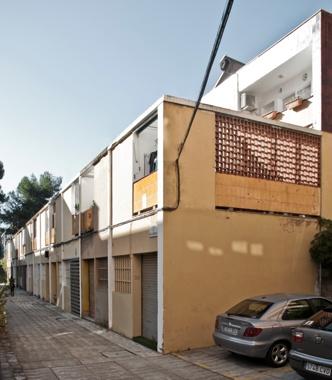 Habitatges i Tallers del Polígon Montbau