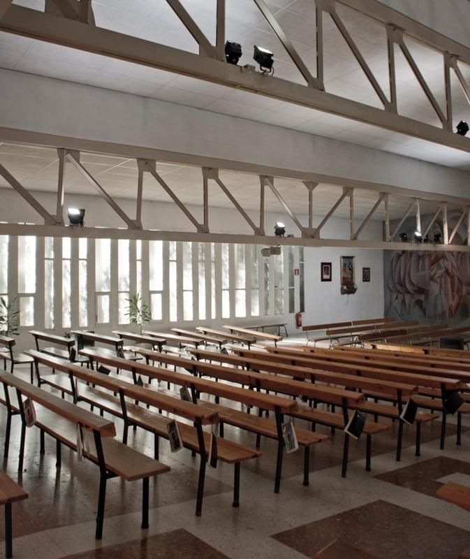 Parish Church of Sant Jeroni de Montbau