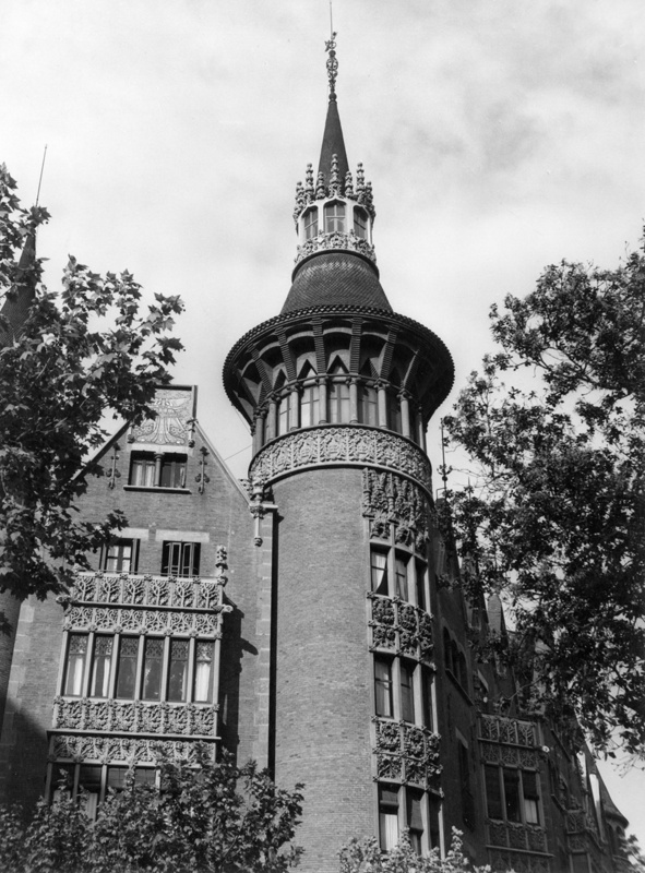 Terrades House