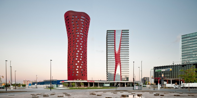 Porta Fira Towers