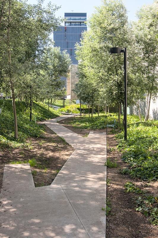 Jardines de Miquel Martí i Pol