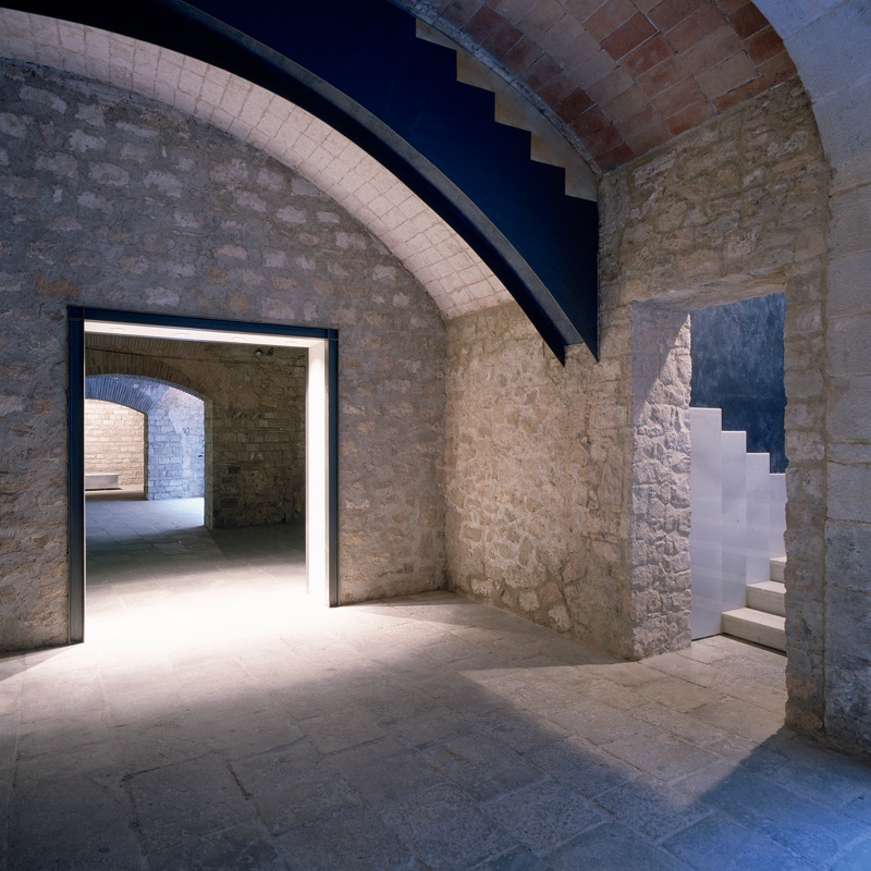 Extension of the Picasso Museum and Annexation to the Baró de Castellet and Meca Palaces