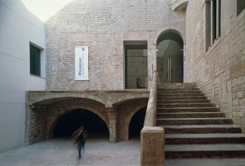 Ampliació del Museu Picasso i Annexió a les Cases Mauri i Finestres