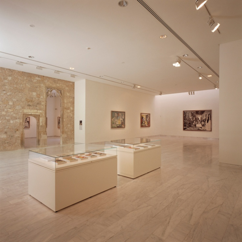 Remodelling of the Picasso Museum Complex