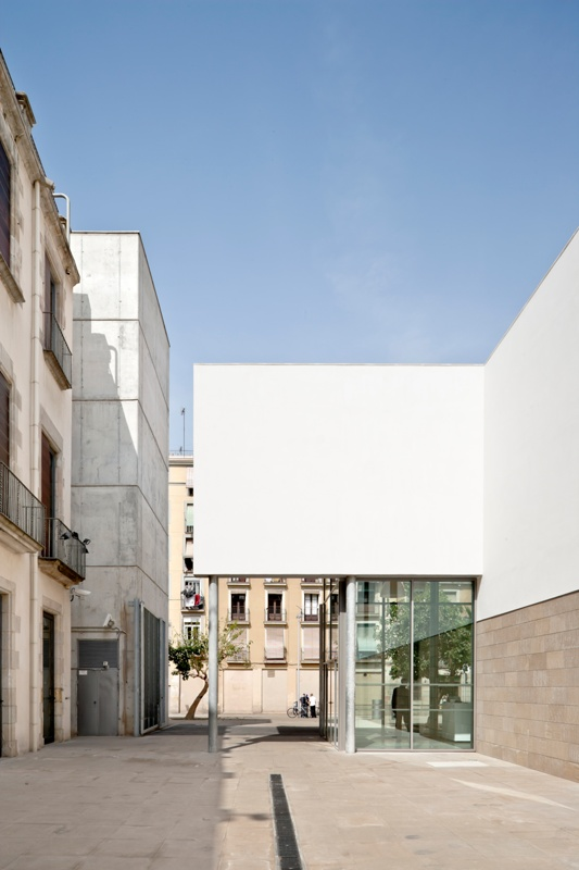 Annexe to the Picasso Museum