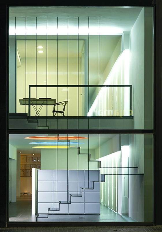 Edifici d'Habitatges i Oficina OAB