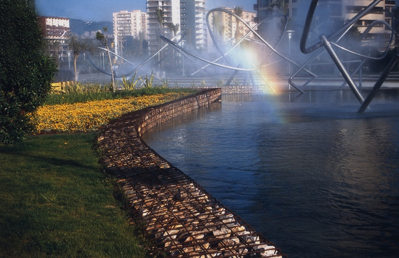 Diagonal Mar Park