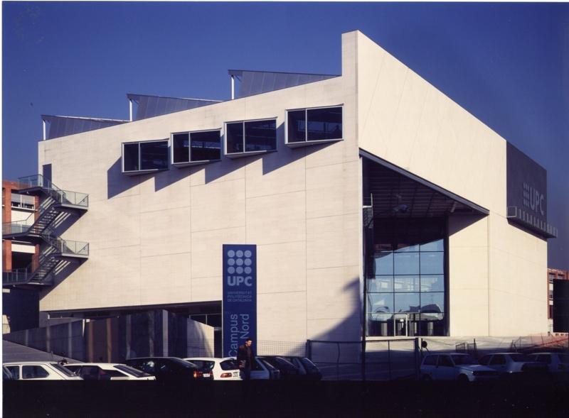 Rector Gabriel Ferraté Library, UPC
