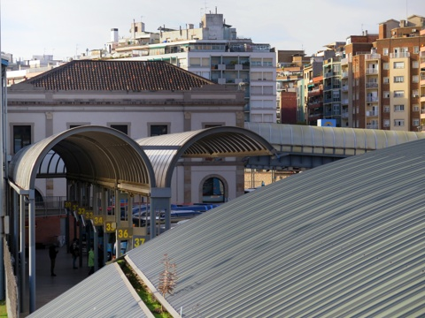 Rehabilitation and Remodelling of Estació del Nord Railway Station