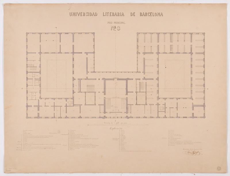 Edifici Històric de la UB