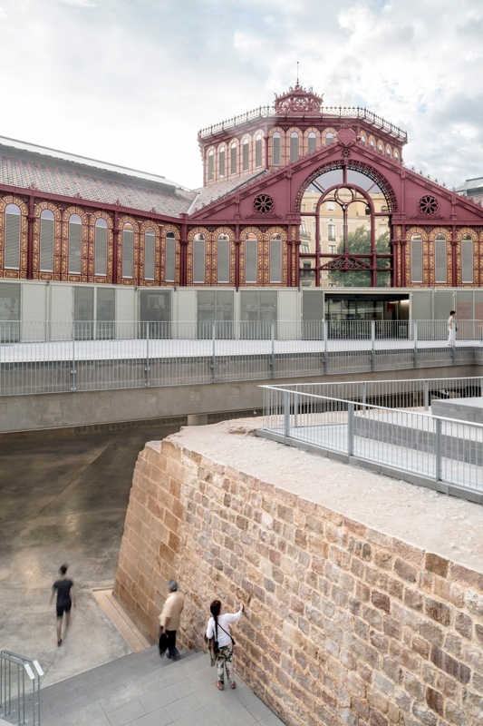 Rehabilitation of Sant Antoni Market