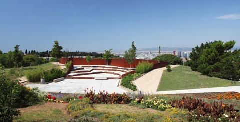 Ampliació del Jardí Botànic de Barcelona