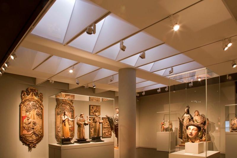 Reforma Arquitectónica y Museográfica de la Sección de Escultura del Museo Frederic Marès