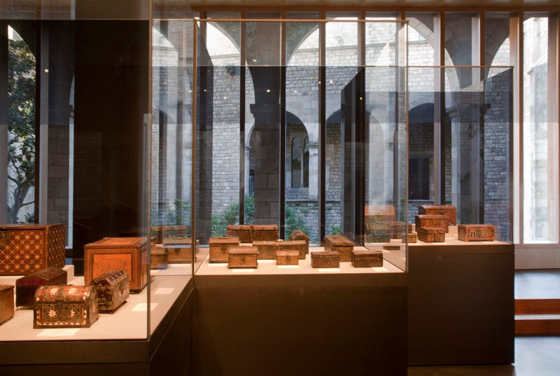 Reforma Arquitectònica i Museogràfica de la Secció d'Escultura del Museu Frederic Marès