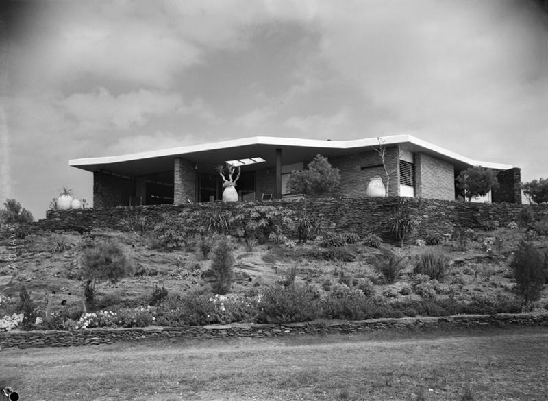 Zariquiey House