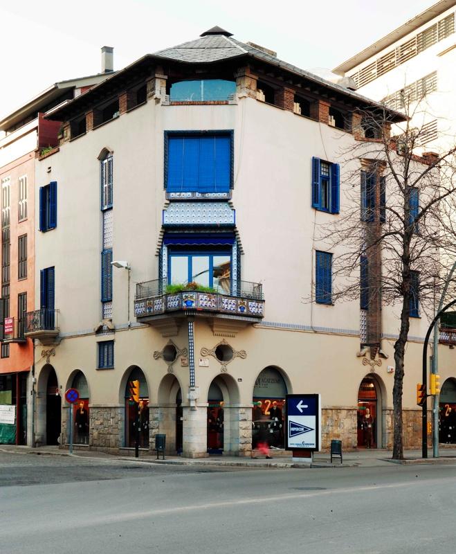 Casa Gispert Saüch