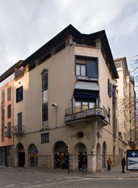 Gispert Saüch House