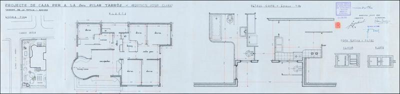 Tarrús House