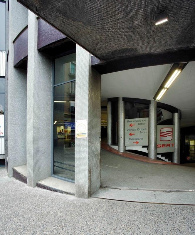 Garatge Forné