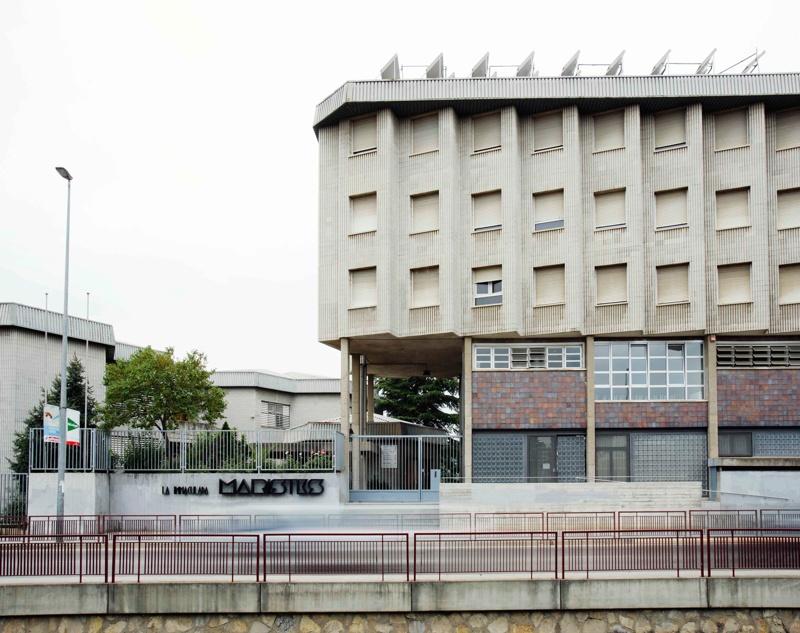 Colegio de los Maristas de Girona