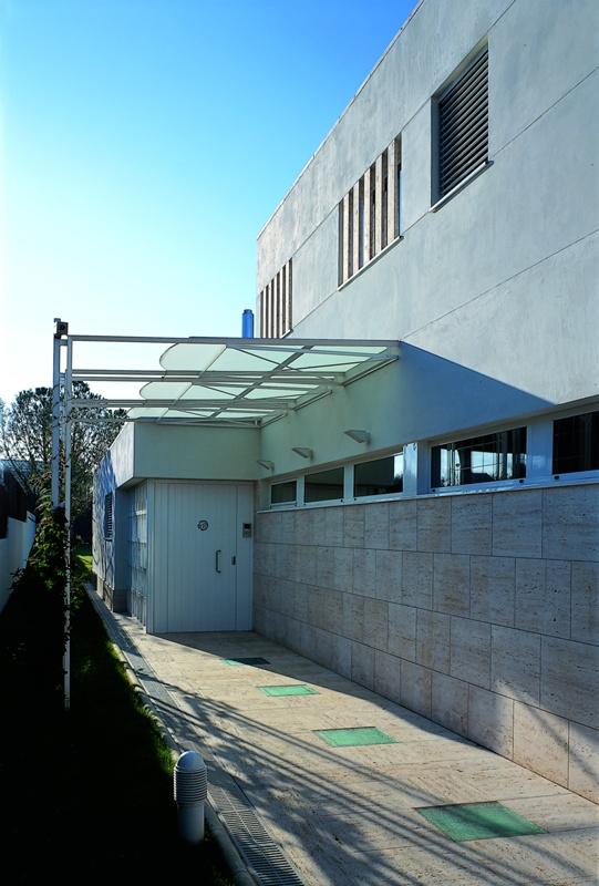 Pla-Barbero House