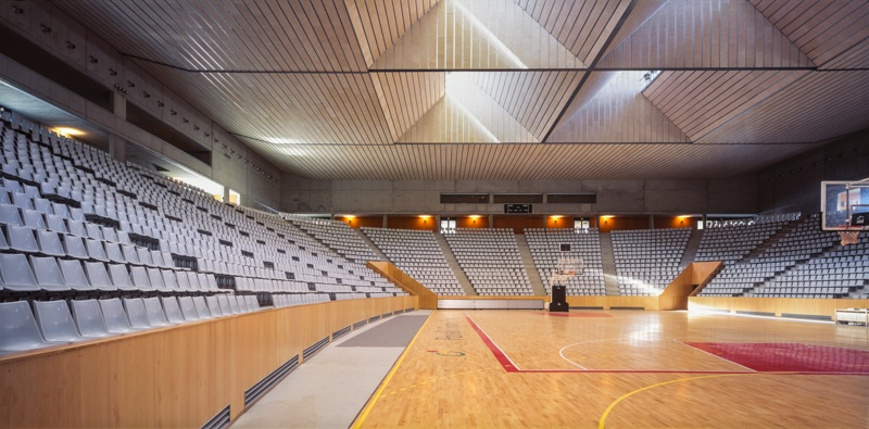 Girona-Fontajau Municipal Sports Stadium