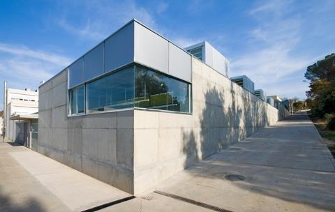 Edificio para Talleres e Invernadero de la UdG