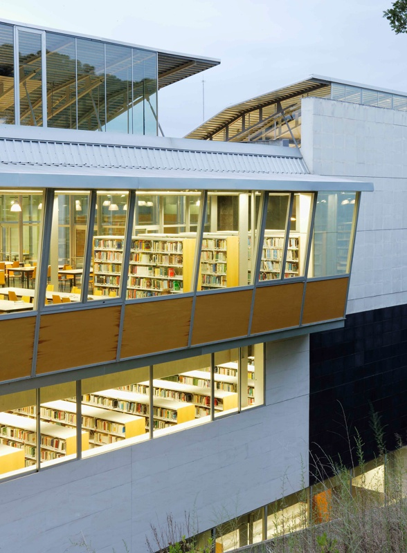 University Library, UdG (Phase 1)