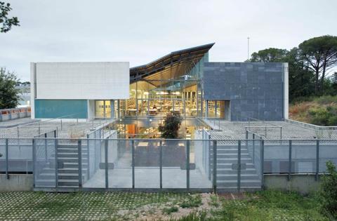 Biblioteca Universitaria de la UdG (Fase 1)