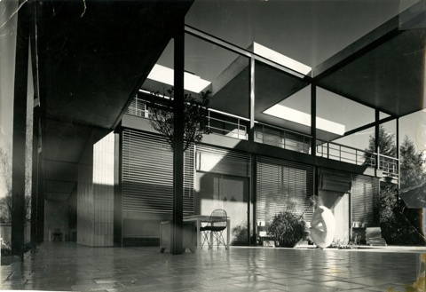 Castanera House