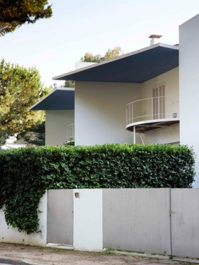 Four Terraced Single-Family Dwellings