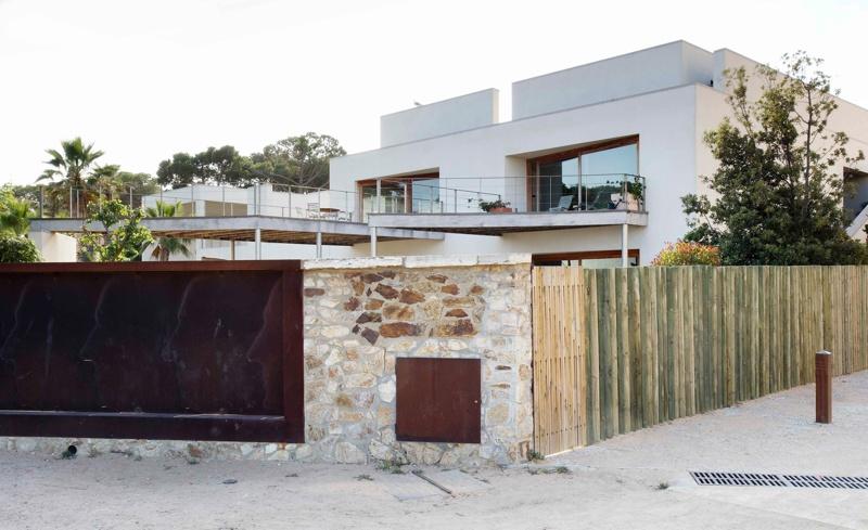 House at La Fosca beach