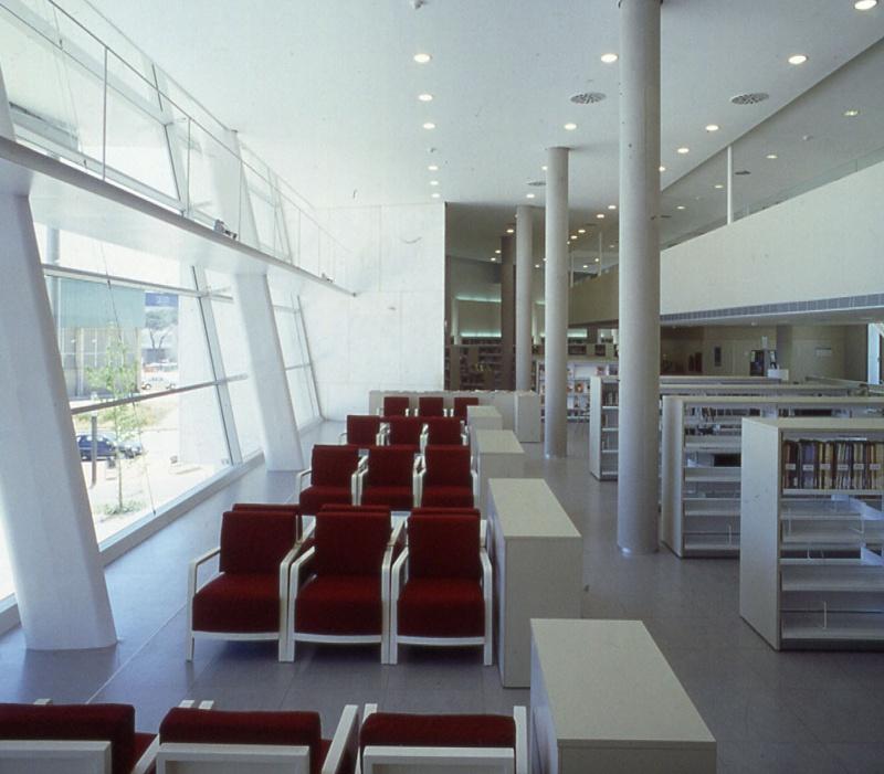 Biblioteca Comarcal de Blanes