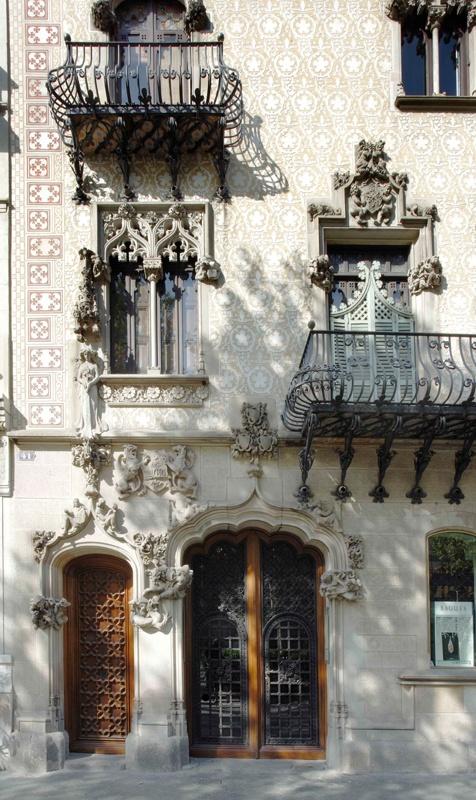 Casa Antoni Amatller