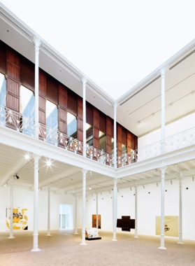 Remodelling of the Antoni Tàpies Foundation