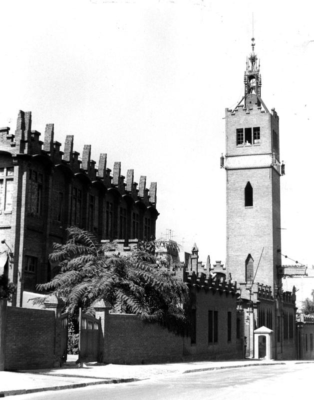 Fàbrica Casaramona