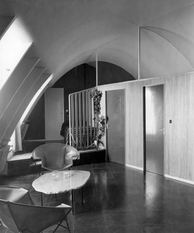 Nuevos Apartamentos en el Desván de la Casa Milà