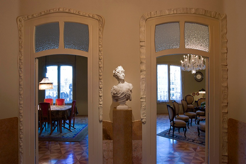 Restoration of the Façade and Refurbishment of the Main Floor of Milà House