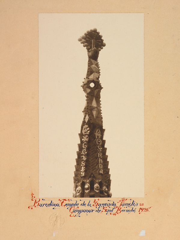 Templo Expiatorio de la Sagrada Família