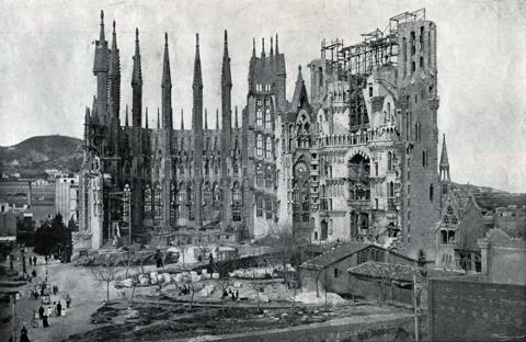 Sagrada Família Expiatory Temple