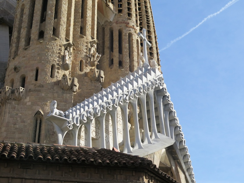 Sculptural Elements for the Sagrada Família Expiatory Temple