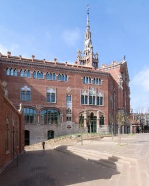 Rehabilitation of the Administration Pavilion of the Hospital de la Santa Creu i Sant Pau