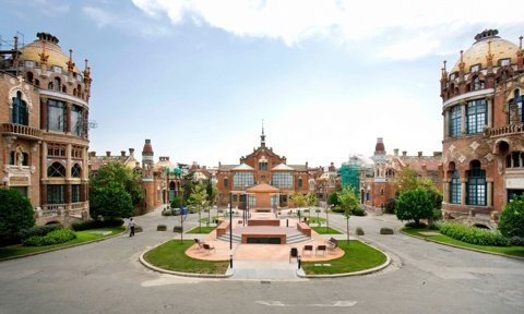 Rehabilitation of the Pavilions of the Hospital de la Santa Creu i Sant Pau
